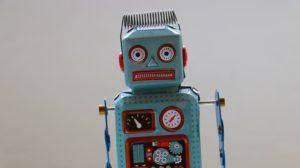 ロボットのように淡々とトレード
